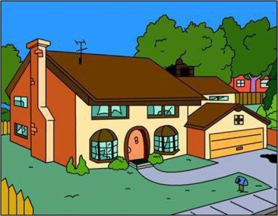 maison-des-simpsons