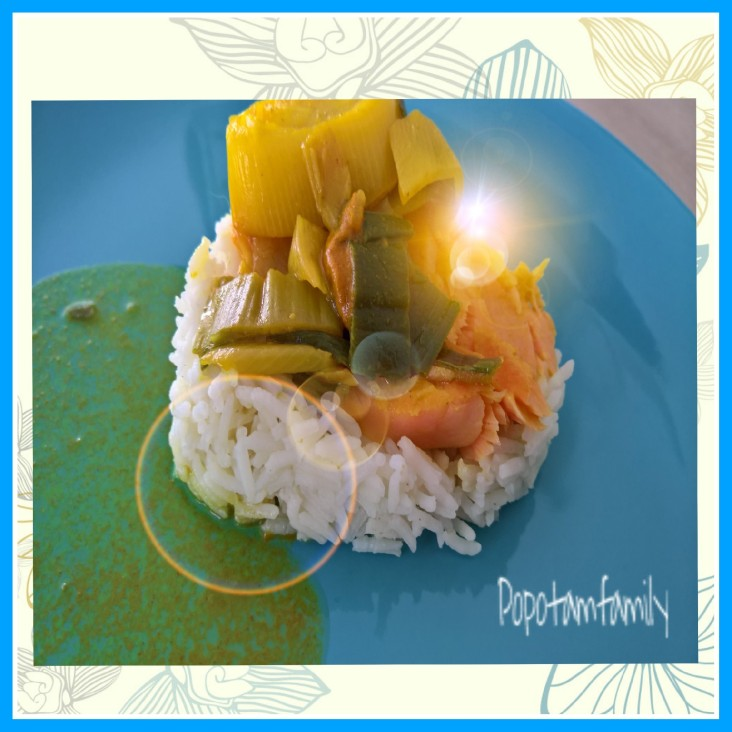 saumon-au-safran-cookeo