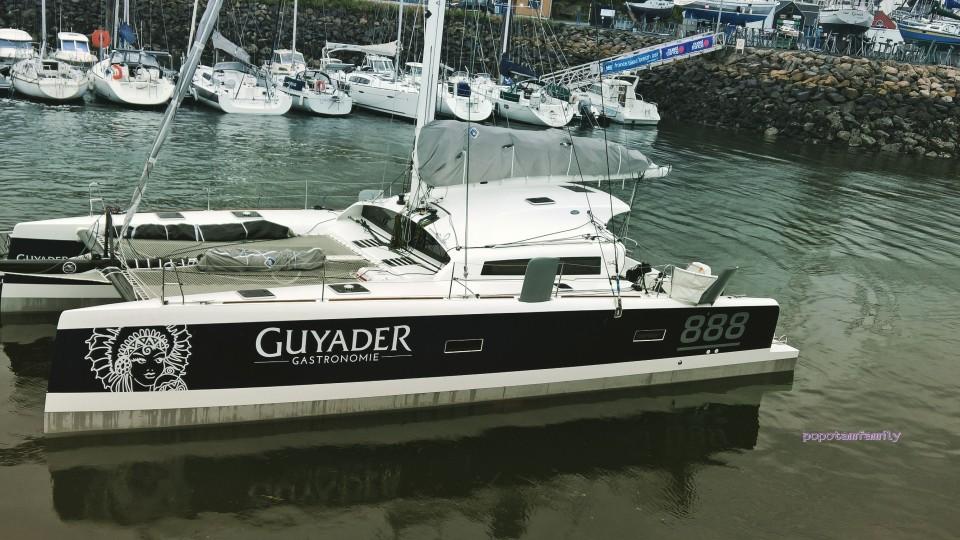 Catamaran Guyader