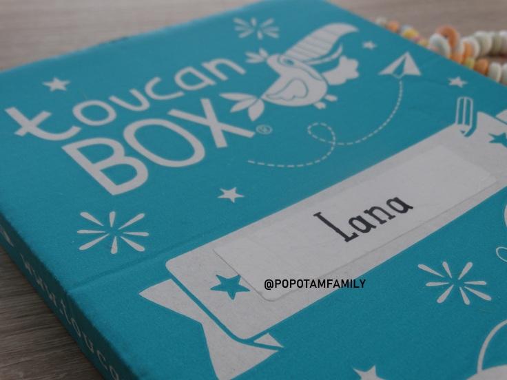TOUCAN BOX - @POPOTAMFAMILY