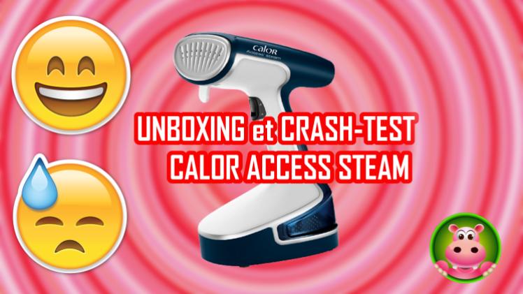 Calor Access Steam Avis